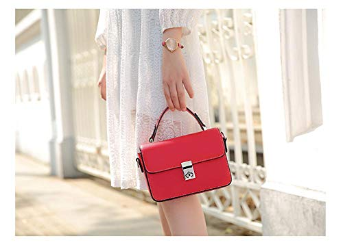 Donna Marea Messenger Tracolla Moda Del Borsa Sacchetto Nuova Rosso Coreana Versione Selvaggio x4gvpw