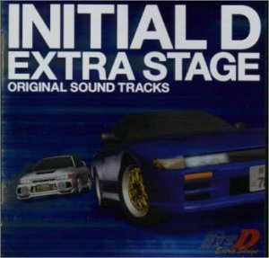 INITIAL D EXTRA STAGE by ANIMATION(O.S.T.) [Music CD]
