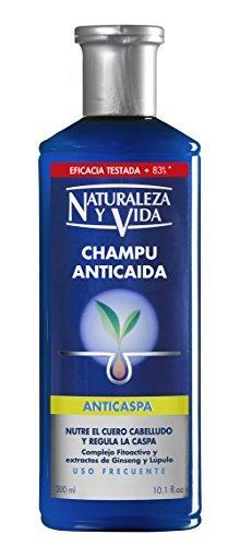 Naturaleza Y Vida Shampoo AnticaÃÂda Y Anticaspa 300 Ml 300 ml by Naturaleza Y Vida