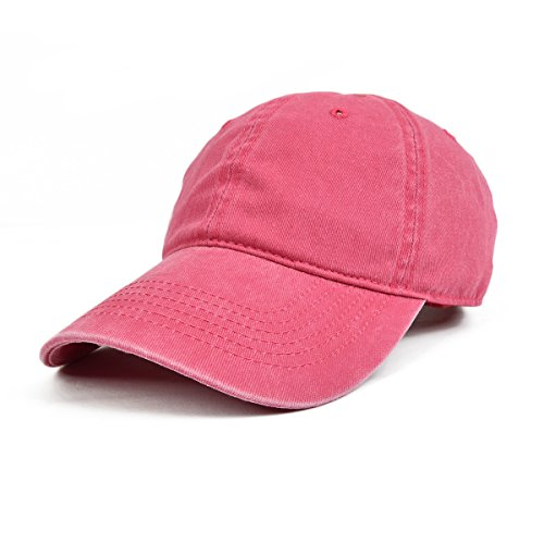 2ce119e58d4690 We Analyzed 5,354 Reviews To Find THE BEST Washed Red Cap