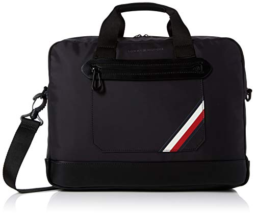 Tommy Bag Computer Hilfiger Nylon Easy Men IrIZq