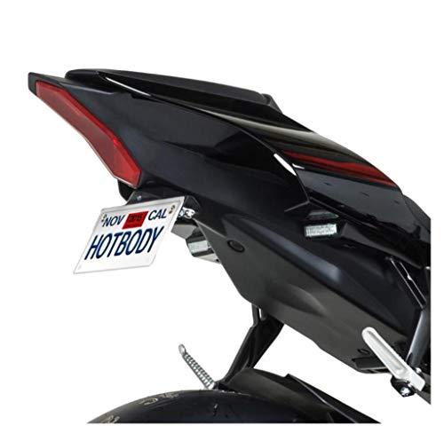 15-18 YAMAHA YZF-R1: Hotbodies Racing TAG Fender Eliminator Kit (Without Turn Signals) (Black)