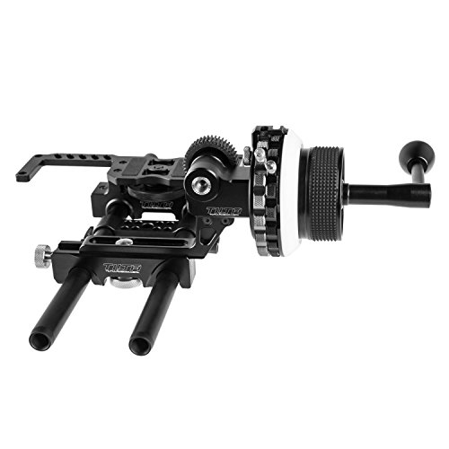 Ikan TT-03-GJ Follow Focus Kit (Black)