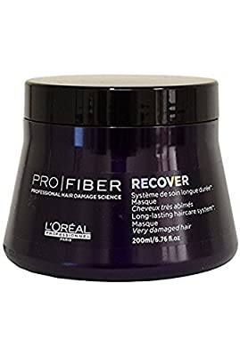 L'Oreal Pro Fiber Recover Hair Mask 6.76 Ounces