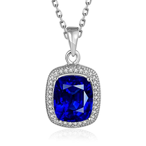 lovav-party-prom-inlaid-blue-oval-crystal-cubic-zirconia-platinum-plated-womens-girls-pendants-neckl
