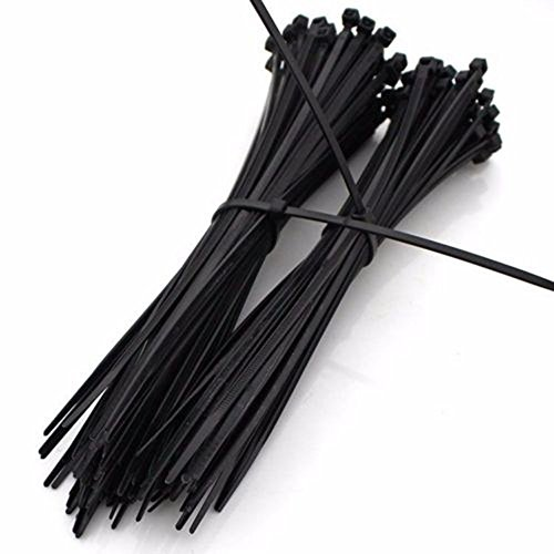 Cable Zip Ties Heavy Duty 12 Inch 9x200mm, Ultra Strong Plas