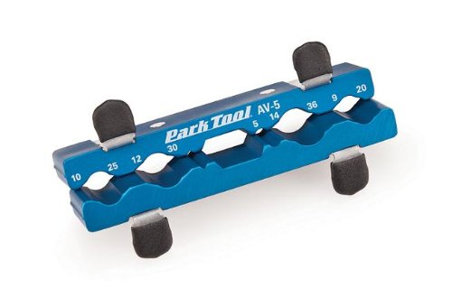 Park Tool AV-5 Axle & Spindle Vise Inserts by Park Tool