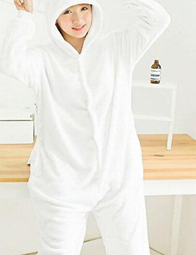 Unisex Coniglio Cwj Usura Inverno Animale Adult Ispessimento Svago Pigiami Cosplay Piece One Di Peluche Costume 6qqZHrd