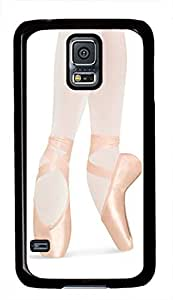 Ballet Pointe Theme Samsung Galaxy S5 i9600 Case