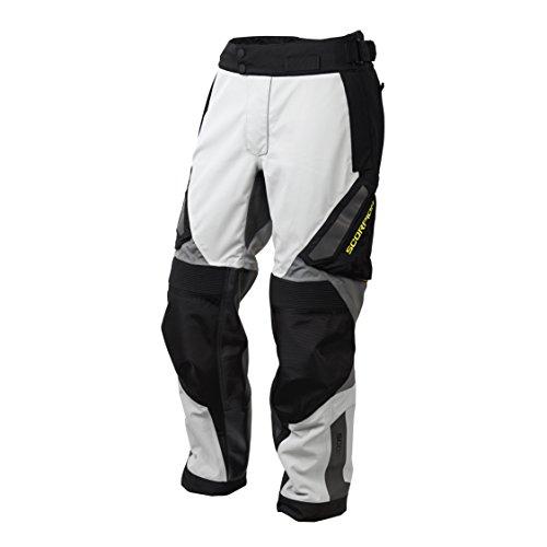 - ScorpionExo XDR Yukon Men's Textile Adventure Touring Motorcycle Pants (Grey, XX-Large)