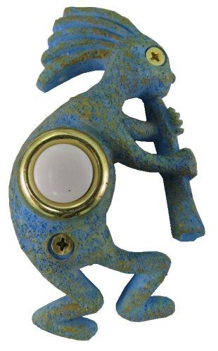 Waterwood Handpainted Kokopelli Doorbell