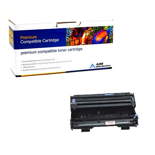 Dr6000 Drum - AIM Compatible Replacement for Brother DR-6000 Drum Unit (20000 Page Yield) - Generic