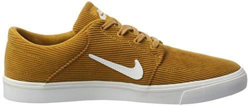 Portmore Homme CNVS Chaussures de Skateboard White Mehrfarbig Desert Marron Nike Premium Ochre dxw4dZ