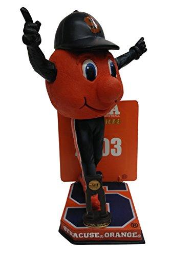 (Syracuse Orange Syracuse University NCAA Men's Basketball National Championship Series - Numbered to Only 216 Bobblehead)