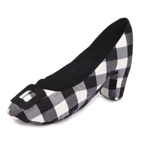 isaac-mizrahi-gingham-collection-shoe-black