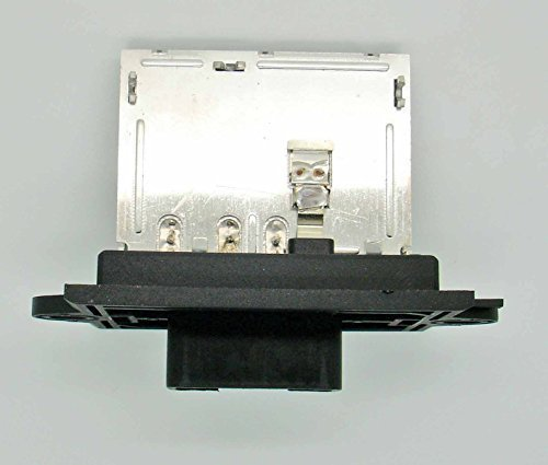 Blower Motor Resistor for NISSAN NOTE 1.6 PETROL WITH AC 2004-2012 A24
