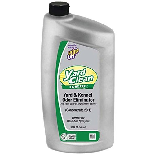 Urine Off BU1027 32 oz 20:1 Concentrate Clean Green(TM) Yard and Kenner Odor - Kenner La Shopping In