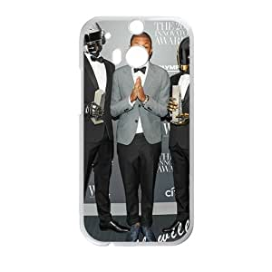 Pharrell Williams Cell Phone Case for HTC One M8