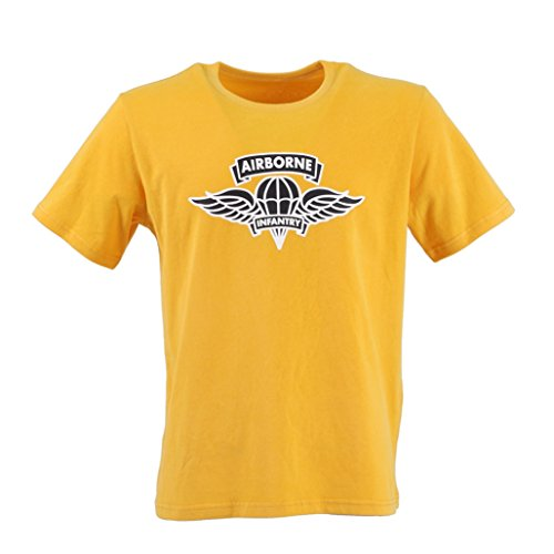 Greed Land Men's New Colossus Yellow Short Sleeve T Shirts Halloween Cosplay Costumes]()