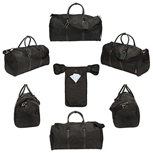 af165b3595 Convertible Garment Duffle Bag for Men