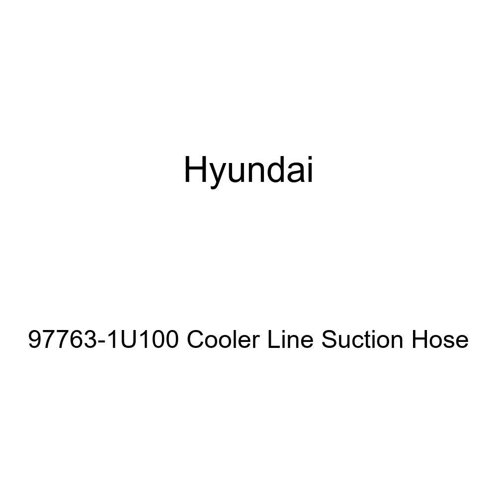 Genuine Hyundai 97763-1U100 Cooler Line Suction Hose