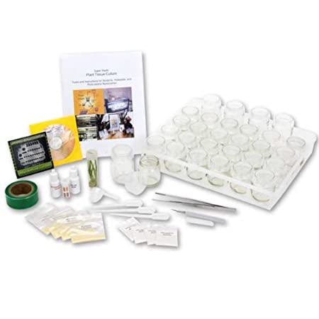 Super Starts Complete Plant Tissue Culture Kit: Amazon.co.uk ...