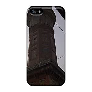 Iphone High Quality Tpu Case/ A Tower Of A Mosque Case Cover For Iphone 5/5s