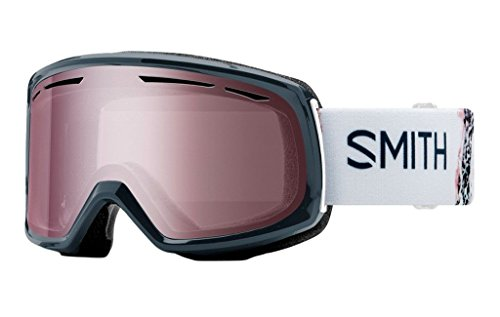 Smith Optics Womens Drift Snow Goggles Thunder Composite Frame/Ignitor Mirror (Drift Ski)