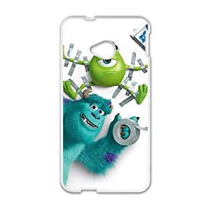 Happy Monsters University Phone Case for HTC One M7 case