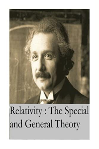 Relativity The Special And General Theory Original Version