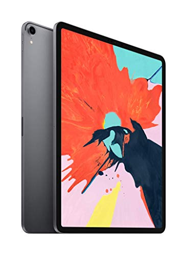 Apple iPad Pro (12.9-inch, Wi-Fi, 64GB) – Space Gray (Latest Model)