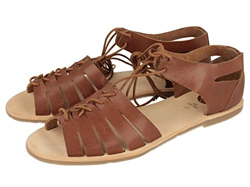 Gioseppo SAVIGNY - Sandalias Para Niñas CUERO