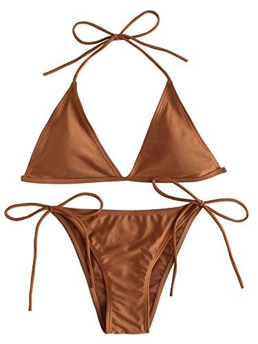 Brown Bikini in Australia - 1
