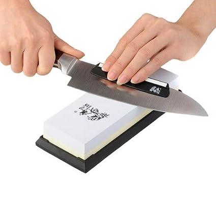 Tojiro Afilador de Cuchillos Profesional Piedra Afilar Japones Grano 1000//3000