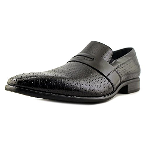 Stacy Adams Mens Marcellus Slip-on Loafer Svart