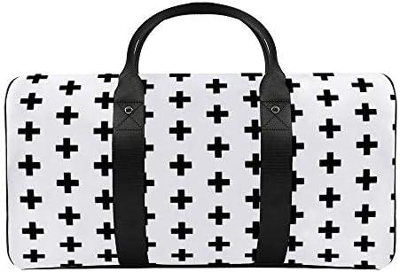 個性的なパターン3461 旅行バッグナイロンハンドバッグ大容量軽量多機能荷物ポーチフィットネスバッグユニセックス旅行ビジネス通勤旅行スーツケースポーチ収納バッグ