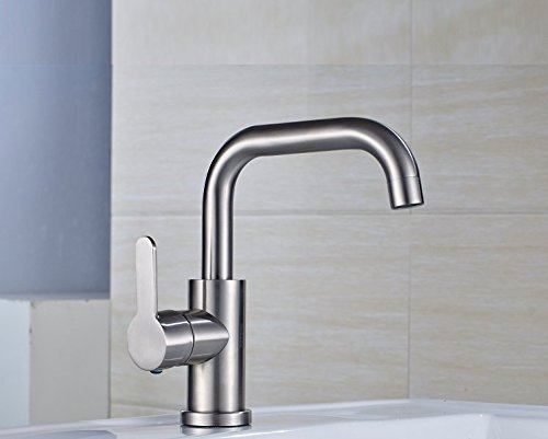 AWXJX Mixer Water Tap Wash your face stainless steel Hot and cold bathroom