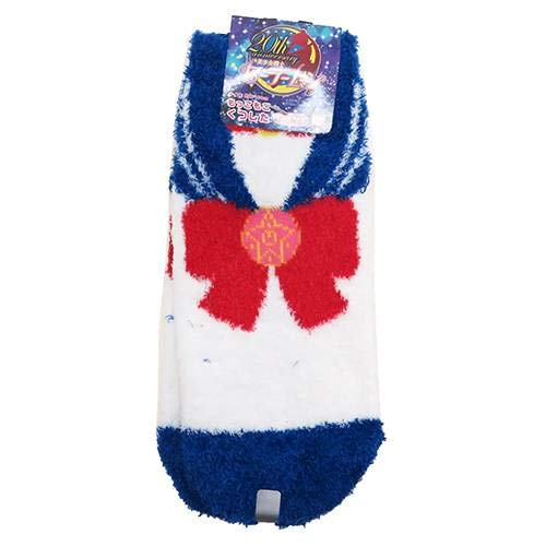 Pretty Soldier Sailor Moon Ladies Mokkomoko Socks/Costume
