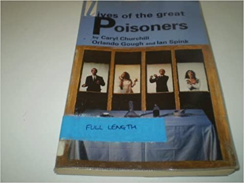 Lives of great poisoners methuen modern plays caryl churchill lives of great poisoners methuen modern plays caryl churchill 9780413670700 amazon books fandeluxe Gallery