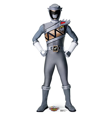 Graphite   Power Rangers Dino Charge   Advanced Graphics Life Size Cardboard Standup