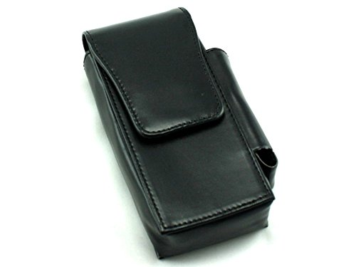 Skyway Bradford 120's Cigarette Pack Holder Case with Lighter Pouch - Black by Skyway Products