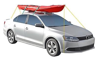 Shoreline Marine Propel Kayak Car Top Carrier