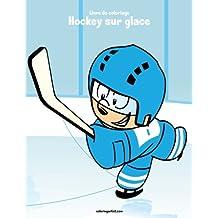 Livre de coloriage Hockey sur glace 1
