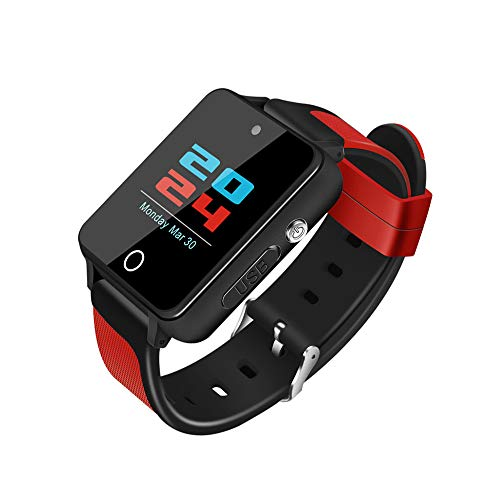 Watch Bands for Men S91 GSM 512M+4G Quad Core Android 5.1 Smart Watch with 5.0 MP Camera Use - 5 Gsm Mp Camera
