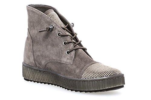 Gabor73.761.13 - botas estilo motero Mujer Beige