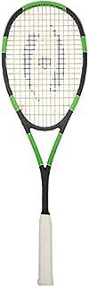 Harrow 659602192016Spark Racchetta da Squash, Nero/Lime