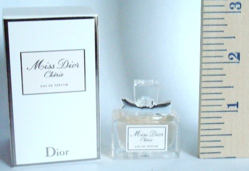 Miss Dior Cherie Eau De Parfum 0.17 Oz Mini 5 Ml