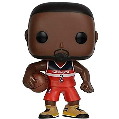 Funko POP NBA: John Wall Collectible Vinyl Figure: Toys & Games