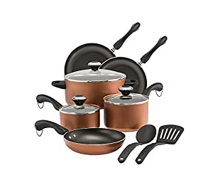 Paula Deen Nonstick 11-pc Cookware Set