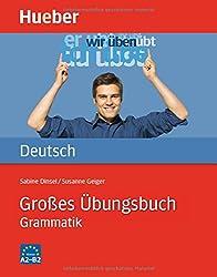 Amazon susanne geiger books biography blog audiobooks kindle hueber dictionaries and study aids grosses ubungsbuch deutsch grammatik fandeluxe Image collections